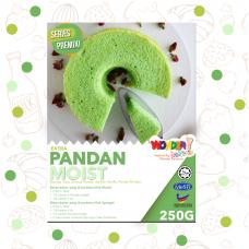 PANDAN MOIST EXTRA PREMIX CAKE | TEPUNG KEK PANDAN LEMBAB EXTRA |  WONDER BAKES