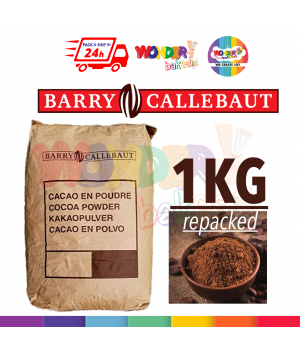 Barry Callebaut Cocoa Powder | Serbuk Koko Barry Callebaut | 1kg | Wonder Bakes