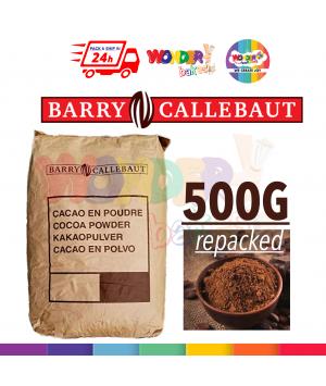 Barry Callebaut Cocoa Powder | Serbuk Koko Barry Callebaut | 500G| Wonder Bakes