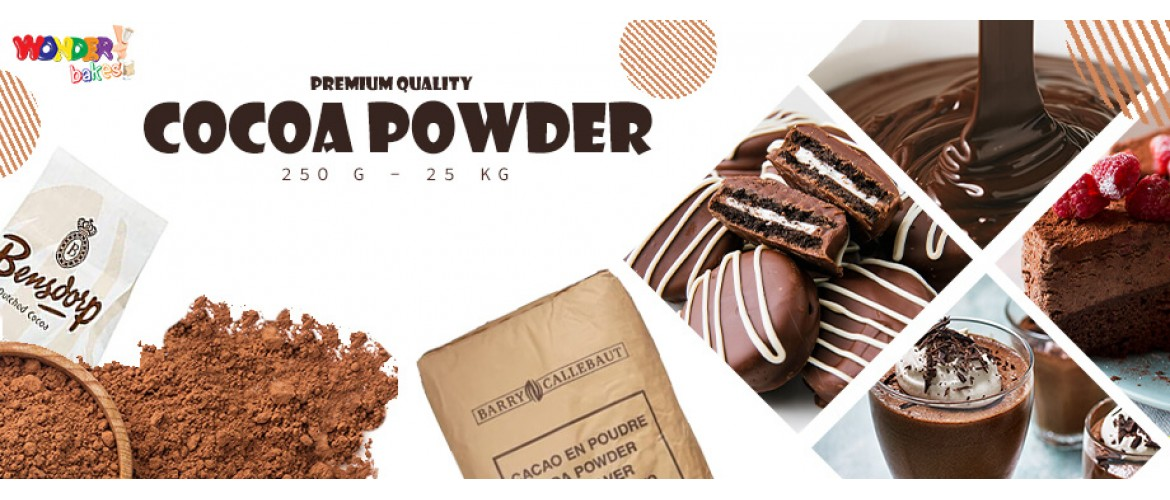 Cocoa Powder by Wonder Bakes